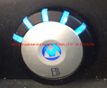 Gas indicator